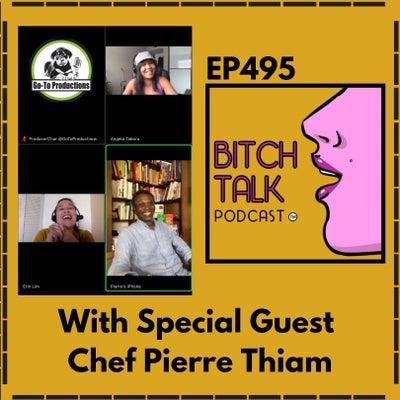 Chef, Author, Social Justice Activist - Pierre Thiam