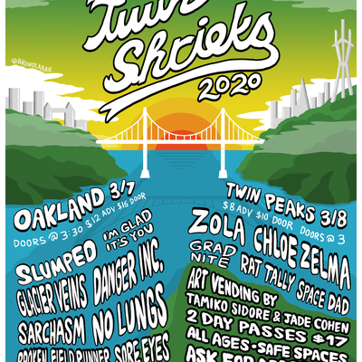 Ep. 6: Twin Shrieks 2020 is here