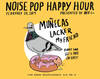 BFF.fm presents a Noise Pop Happy Hour