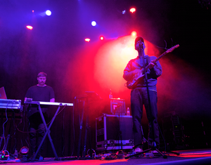 Live Review: The Radio Dept. at The Fillmore 01/30