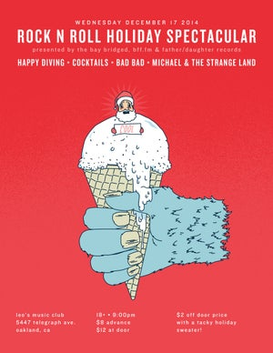 BFF.fm presents: Rock n Roll Holiday Spectacular
