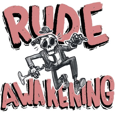 Rude Awakening 050: Looking back and forward