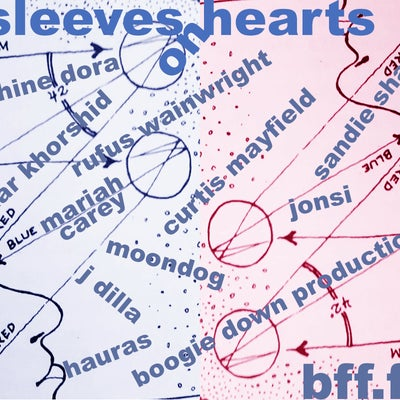sleeves on hearts /// october 2, 2020