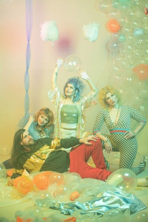 WIN: Tacocat, The Paranoyds @ The Chapel