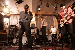 Review - Day 1: The Holy at KEX Hostel Iceland Airwaves, Reykjavik 11.06