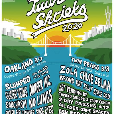 Ep. 2: Twin Shrieks Fest 2020 Lineup