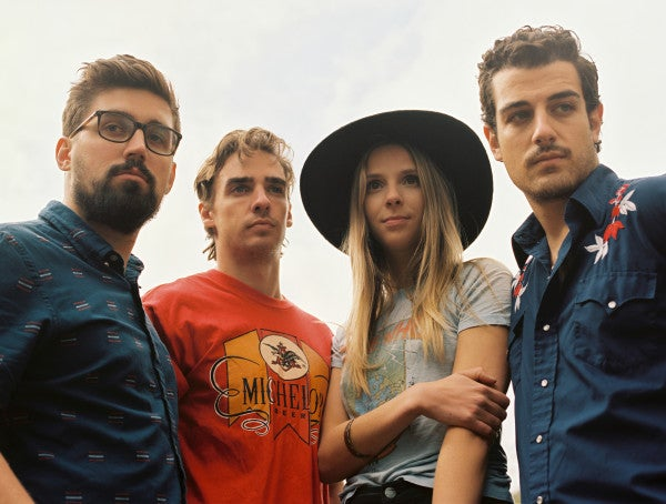 Preview: Wild Rivers with The Paper Kites at August Hall 11/08