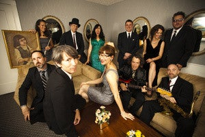 (((folkYEAH!))) Presents Marc & the Casuals / The Donkeys at The Chapel 8/27