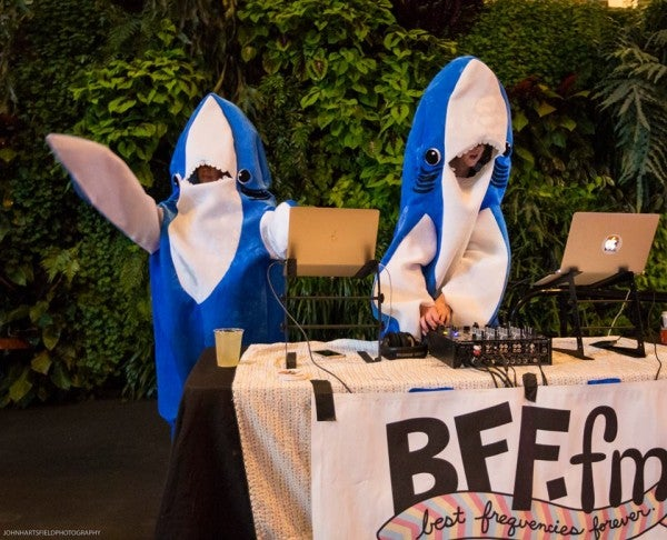 WIN: Sharktoberfest Nightlife @ Cal Academy of Sciences