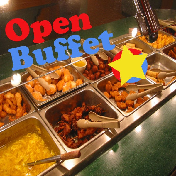Open Buffet
