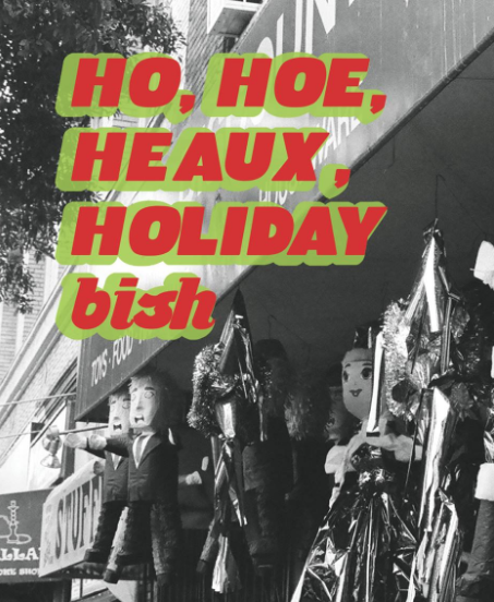 Holiday R&B Noche ∆ MellyG @ Pops