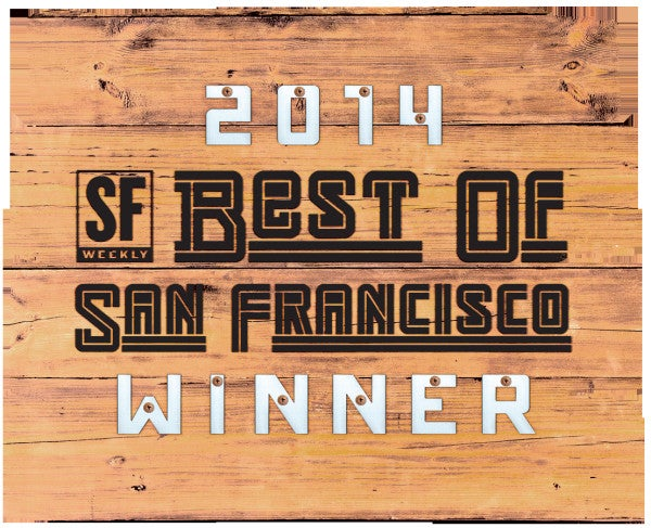 SFWeekly: Best New Internet Radio Station San Francisco 2014