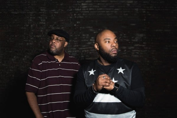 WIN: Blackalicious @ The Chapel