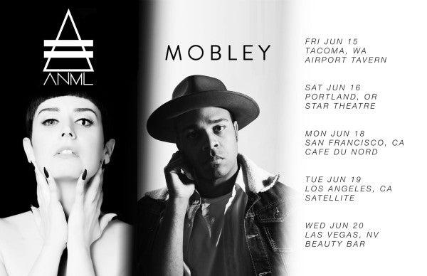 Mobley & ANML @ Cafe du Nord