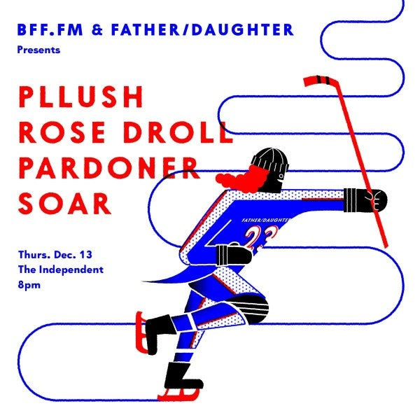 WIN: Pllush + Rose Droll @ The Independent