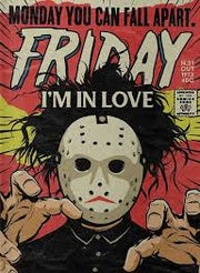 Luck Be A Melody on Friday the 13th